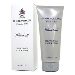 HUGH PARSONS Whitehall 200ML Cheveux & Body Gel Douche