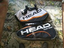 Head Tour Team racket bag and Signature Duffel bag
