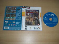 STRONGHOLD 2 DELUXE Pc DVD Rom SO Strong Hold - FAST POST