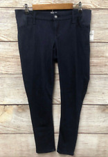 Gap Maternity Jeans Women's 10/30R Dark Rinse Low Rise Stretch Knit Jegging New