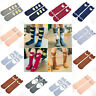 Baby Kids Toddlers Girls Knee High Socks Tights Leg Warmer Stockings For Age 0-6
