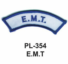 """NEW E.M.T EMBROIDERED PATCHES 4"""""""
