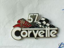 1957 Corvette Pin  Chevrolet Lapel Pin  Hat Tack ,  (**)