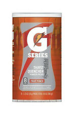 Gatorade 13168 Thirst Quencher Fruit Punch 20 oz Single Packets