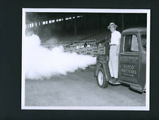Polo Grounds 1940 's Wire Photo New York Giants The Sporting News Hologram