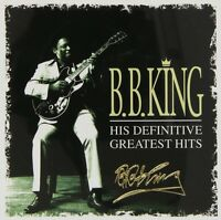"B.B. KING ""HIS DEFINITIVE GREATEST HITS"" 2 CD NEUWARE"