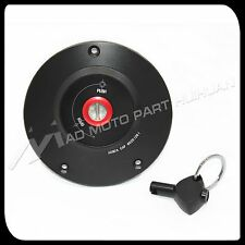 MAD MOTO Fuel Tank Gas Cap For Honda VTR1000F 98-05 RC51 00-06 CBR1100XX 97-04