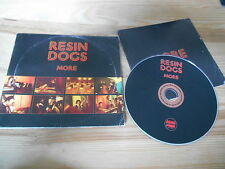 CD Pop Resin Dogs - More (14 Song) HYDRO FUNK REC / UK