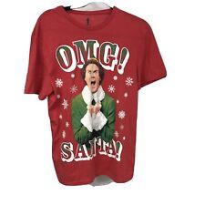 Omg sanfield santa T-shirt