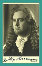 HELGE ROSVAENGE   Sänger   Original-Autogramm auf Starpostkarte