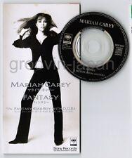 "MARIAH CAREY Fantasy JAPAN 3"" CD SINGLE SRDS8303 Unsnapped/Unfolded"