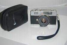 1960's EYE KONICA 35mm half frame camera and case