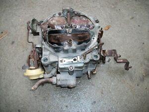1967 Buick GS Riviera Wildcat Skylark OEM Quadrajet Carburetor # 7027240.