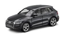 AUDI Q5 8R modello auto 1:87 MODELLO 2016 manhattangrau Grigio - 5011605622