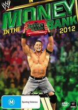 WWE - Money In The Bank 2012 (DVD, 2012) - Region 4
