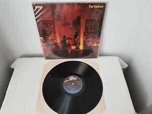 ABBA - THE VISITORS LP ALBUM VINYL RECORD