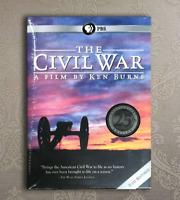 The Civil War - A Film Directed By Ken Burns (DVD, 6-Disc Set) US seller