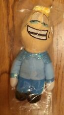 NIP! COLLECTIBLE VINTAGE FOOD NETWORK PLUSH COUCH POTATO DOLL TOYW/BOOKLET 2002