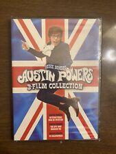 Austin Powers Collection (Dvd, 2011, 2-Disc Set)