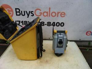 """Trimble S6 DR 300 Robotic Total Station 5"""" Comes With 1 Battery   #1"""