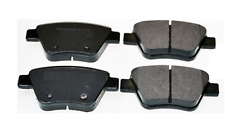 Seat Altea 5P1 2.0 TDI Rear Brake Pad Set 2004-ON