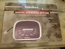 Radio Shack Extended Capacity Digital Answering System UPC 040293000158 Open Box