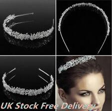 Princess Wedding Bridal Prom Party Rhinestone Crystal Hair Band Headband Tiara