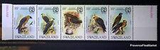 SWAZILAND  BLOC FEUILLET   OISEAUX    TIMBRES  Scott 427  88M166