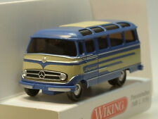 "Wiking Mercedes-Benz L 319 Panoramabus ""ZUGVOGEL"" - 0260 01 - 1:87"