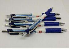 Multicolor 3in1 Ballpoint Pen Writing Pen 0.5mm Refill R5L Office New R2Z7