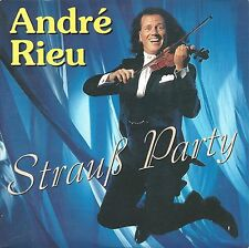 Andre Rieu & Johann Strauß Orchestra - Strauß Party   cd single in cardboard