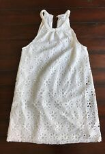 Lulus Jack Bb Dakota Ivory Eyelet Bridal Shower Wedding Rehearsal Designer Dress