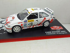 COCHE FORD ESCORT WRC 1999 RALLYE RALLY MONTECARLO 1/43 1:43 CAR