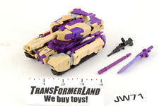 Blitzwing Thrilling 30 100% Complete Voyager Generations Transformers