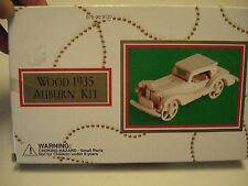 Wood 1935 Auburn 851Sc Car Kit