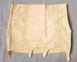 "Gaine Porte jarretelle Vintage ""EXTASE"" Neuf Taille XL FR46 US14 UK18 EUR44"