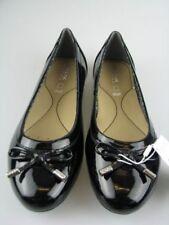 Chaussures plates et ballerines vernies Geox pour femme