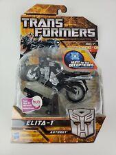 Hasbro Transformers Movie Deluxe Class Autobot Elita-1 Action Figure LEVEL 4 NEW