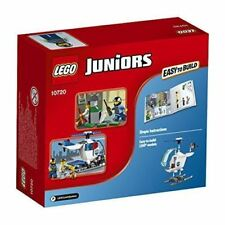 Helicopter Policeman Juniors LEGO Complete Sets & Packs