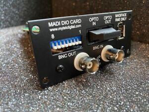 Mytek MADI DIO Card | Interface-Karte für 8x192 ADDA Digitalwandler
