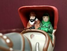 """Department 56 Heritage  New England Village: """"One Horse Open Sleigh"""" #5982-0 NEW"""