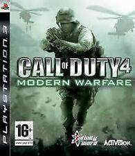 * Call of Duty 4 Modern Warfare PS3 Game [PREOWNED]