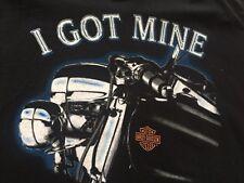 VTG.Pomona Valley Harley Davidson Montclair California I Got Mine Mens T-Shirt M