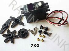 RC Car Nitro EP Steering Throttle Standard Size Servo Futaba type Wire Plug 7kg