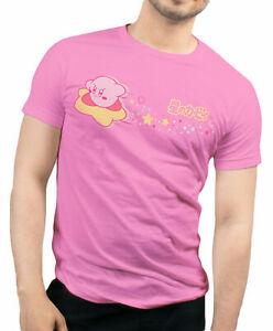 Kirby Star Ride Adult T-Shirt