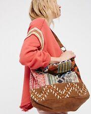 NEW Free People Indian Summer Hobo Handbag