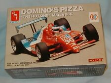 Vintage AMT 1/25 CART Indy Car - DOMINO'S PIZZA March 88C - Model Car Kit