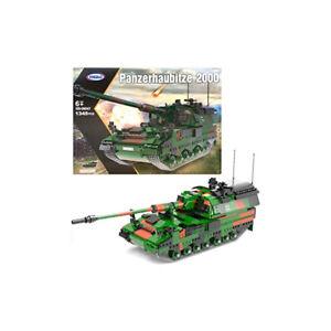 Xingbao Panzerhaubitze 2000 1345 pcsBuilding Block Set New in Box 06047
