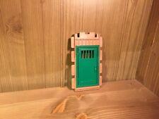 Playmobil Bauernhof 3716, Wand mit Tür (04310)