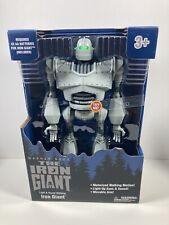 The Iron Giant Warner Bros 14-inch Light and Sound Motorized Walking Giant Nib